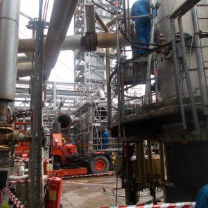 Revizie Instalatii Rafinaria Petrobrazi, TAR 2016