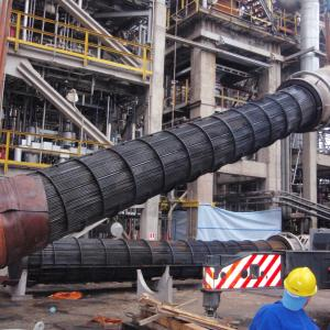 Revision of installations in Petrobrazi Refinery, 2012